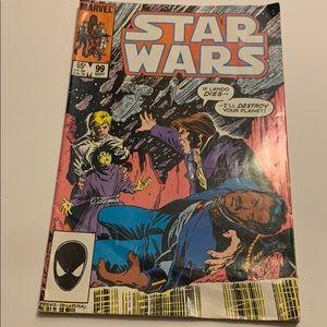 Star Wars comic book September 99.